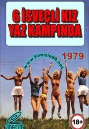 6 İsveçli Kız Yaz Kampında (+18 Yabancı Film)
