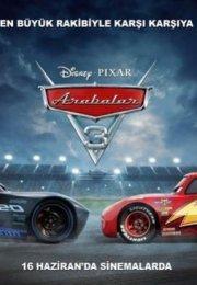 Arabalar 3 Türkçe Dublaj izle 2017 Çocuk Animasyon Filmleri