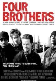 Dört Kardeş izle – Türkçe Dublaj Suç Filmi