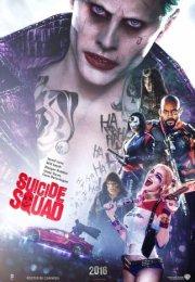 İntihar Timi Filmi (2016) Gerçek Kötüler