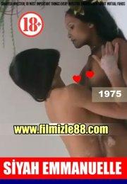 Siyah Emmanuelle (1976 Amerikan Erotik Filmi)