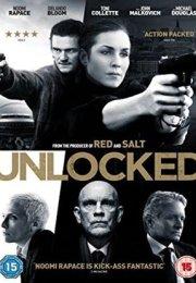 Unlocked izle – Kilitsiz Türkçe Dublaj 2017 Aksiyon Gerilim Filmi