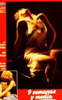 Dokuz Buçuk Hafta Türkçe Dublaj – Kim Basinger Erotik Filmi