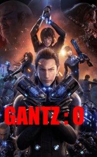 Gantz O Türkçe Dublaj Japon Animasyonu izle