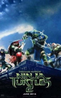 Ninja Kaplumbağalar 2 Gölgelerin İçinden izle 2016 Fantastik Film