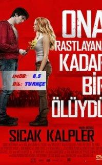 Sıcak Kalpler Türkçe Dublaj izle Romantik Korku Filmi
