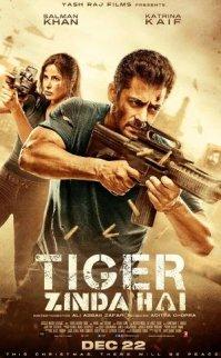 Tiger Yaşıyor izle – Tiger Zinda Hai Tek Parça – 2018 Filmleri