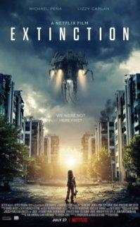 Tükeniş Filmi (Extinction 2018)
