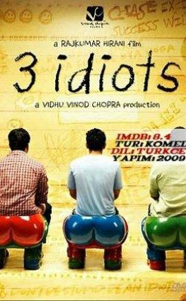 3 aptal türkçe dublaj izle – 3 idiots Komedi Filmini izle