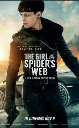 Örümcek Ağındaki Kız Filmi (The Girl in the Spider's Web 2018)